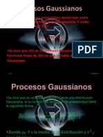 Procesos Gaussianos Final