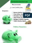 Politica Financiera 1