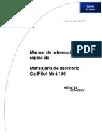 Manual Mensajeria Unificadacall Pilot