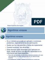 Sesión 04 - Algoritmos Voraces