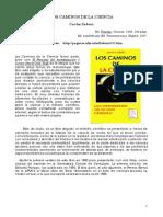 Carlos Sabino - Los Caminos de La Ciencia
