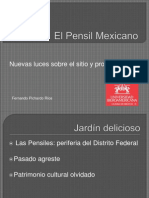 El Pensil Mexicano