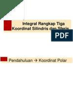 Bab_10_Integral 3 Silindris & Sferis