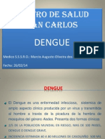 Dengue 2013