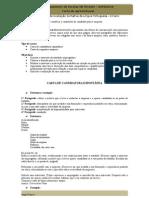 A carta de apresentação deve clarificar o contributo do candidato para a empresa