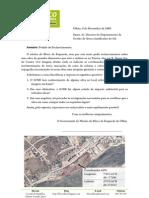 Denúncia de Obra na Fuseta - ICNB