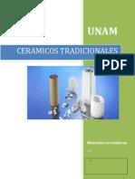CERAMICOS TRADICIONALES