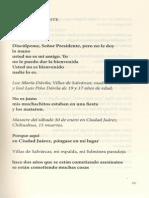 "La reclamante - Cristina Rivera Garza (de ""Dolerse"