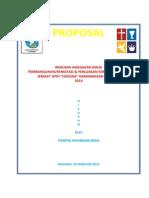 Proposal Renovasi Gereja 2014