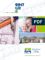 2013 John Knox Village Annual Report