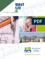 2013 John Knox Village Annual Report