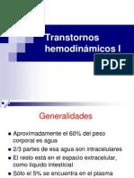 2.Transtornos Hemodinámicos I