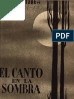 Canto en la Sombra-Romeo Murga