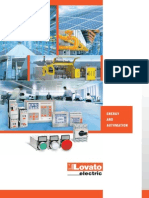 Lovato Electric SPA ITALY company profile