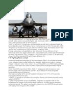 The Lockheed Martin F