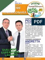 Insieme per TombolOnara - Programma Elettorale 2014