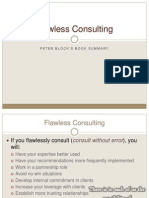 flawless consulting - summary
