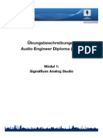 Übungsbeschreibungen AED Modul 1