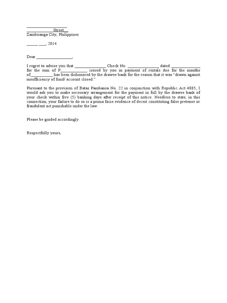 Demand letter bp 22 spiritdancerdesigns Images