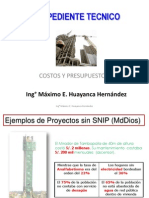 1c.- Expediente Tecnico Maximo