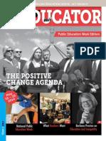 ACT Educator Term 2 2014