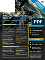 AnnuAl GlobAl PiPeline inteGrity Summit