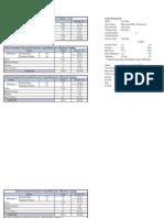 Perhitungan DKBM 100 Gram Tepung (Pasta Rasko Raja)