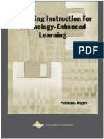 patricia l  rogers designing instruction for tecbookfi or