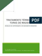 Modelos Matemáticos de Tratamento Térmico de Madeiras