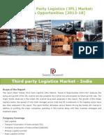 Indian3plmarket Ppt 130822074342 Phpapp01