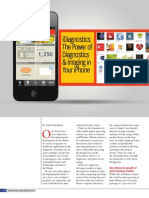 Cover Story - IDiagnostics (w)Health Check - May 2014 - Kapil Khandelwal - EquNev Capital