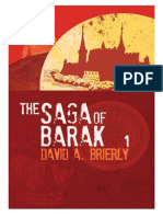 The Saga Of Barak (Hardback) by David Brierly