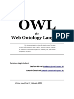 OWL - The web ontology language (Girotti and Zerbinati).pdf