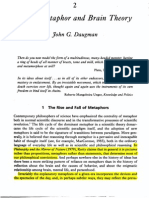 Daugman Brain Metaphors