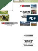 Ley Nº 27446_Sistema Nacional de Evaluación Del Impacto Ambiental_SEIA