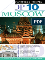 Moscow (DK Eyewitness Top 10 Travel Guides)