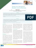 Diagnosis Dan Manajemen Amyotrophic Lateral Sclerosis
