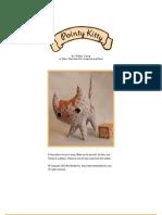 Pointy Kitty Pattern