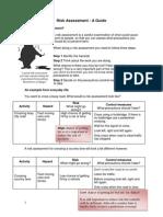 Hazop-Risk assesment