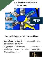 Seminar 2. Tratatele +Öi Institu+¢iile Uniunii Europene