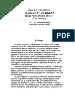 Denning Troy - P01 - El Zigurat De Kalak.rtf