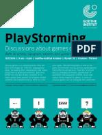PlayStorming Programm
