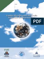 Cumbre Mundial Sobre Desarrollo Sostenible de Johanesburgo