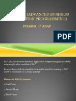 SAP ABAP Courses