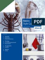 Allianz Basics Styleguide