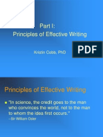 Writing Spctrm