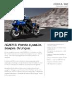 Yamaha 2013 Fazer8