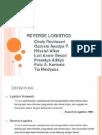 Manlog Reverse Logistics Gabung