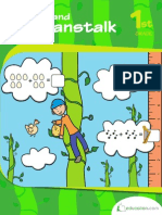 Jack Beanstalk Fun Pack Workbook
