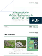 Systems for Car Manufacturing